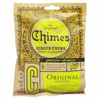 Chimes, Ginger Chews, Original, 5 oz (141.8 g)