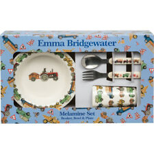 Emma Bridgewater Men at Work Childrens Melamine Dining Set