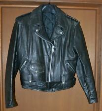 Motor Cycle Street Bike Race Clothes Leather Jacket