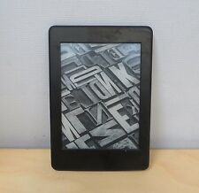 Amazon Kindle Paperwhite 3rd Gen 4GB Wi-Fi 6in - Black E-Book Reader 300 PPI