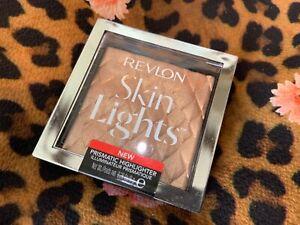 REVLON SkinLights Prismatic bronzer  9g •202 twilight gleam new freepost