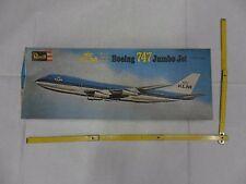 REVELL 1/144 KLM Boeing 747 Jumbojet Model kit H-171  -  nuovo