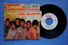 LES SURFS / EP FESTIVAL FX 1470 M / LABEL 2 / BIEM 1965 ( F )