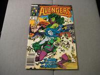Avengers #297 (1988 Marvel) Mark Jewelers Variant