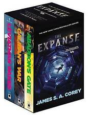The Expanse Boxed Set: Leviathan Wakes, Caliban's War and Abaddon's Gate by James S A Corey (Paperback / softback, 2015)