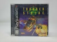 Thunder Strike 2 II Complete CIB PlayStation 1 PS1 complete