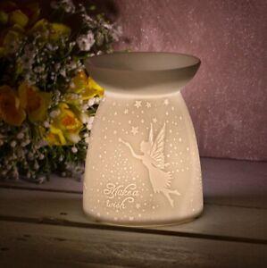 Wax Melt Oil Burner Ceramic Tealight Holder Diffuser Gift Ornament Aromatherapy
