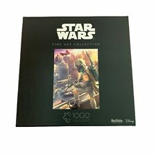 Buffalo Games Star Wars Fine Art Collection 1000 pc Puzzle Boba Fett