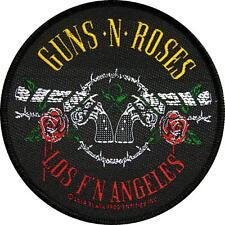 """Guns N 'ROSES Patch/ricamate # 34 """"Los F' n Angeles"""""""
