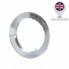 Selens OM-EOS Adapter Ring for Olympus OM Lens to Canon EOS Camera EF Mount UK