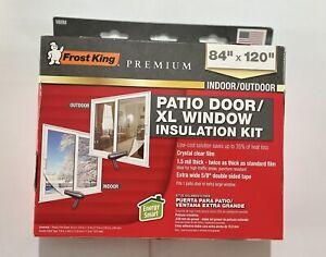 Frost King Patio Door/XL Window Insulation Kit.