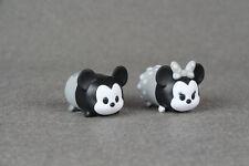 Disney Tsum Tsum middle Figure Black minnie mickey Character