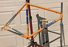 NEW Colnago Master Molteni Team Steel Road Bike Frame and Fork - 55cm
