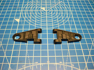 Tamiya Porsche 959 Toyota Celica Gr.B Front Lower Suspension Arms Set 3D printed