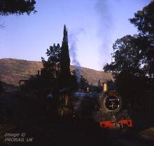 SOUTH AFRICAN RAILWAYS Durrant 6x6 353306 19D 2749 Pretoria-Magaliesburg Special