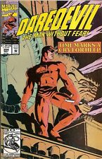 Marvel comics DAREDEVIL #304 May 1992 Complete Comic Book