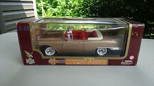Road Legends 1958 Cadillac Eldorado Biarritz 1:18 Scale metal Yat-Ming Bronze