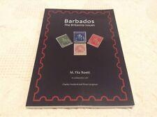 Barbados The Britannia Issues by M. F. Roett