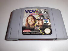 Nintendo N 64   WCW vs NWO World Tour