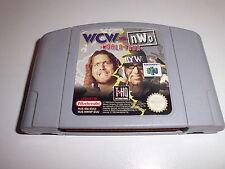Nintendo N 64   WCW vs NWO World Tour