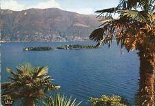 AK/Postcard: ISOLE DI BRISSAGO (Lago Maggiore) (1959)