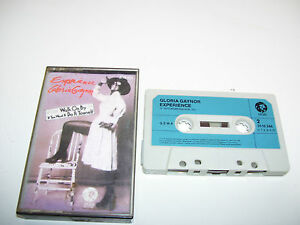 Gloria Gaynor - Experience * CASSETTE / TAPE GERMANY 1975 *
