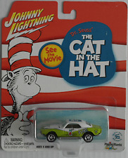 "Johnny Lightning-Custom Camaro ""The Cat in the Hat"" Nuovo/Scatola Originale"