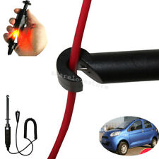copper wire Car Truck Circuit Tester DC 6V/12V/24V Test Pencil Light Hook Probe