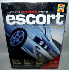 Haynes Extreme Ford Escort,  Guide To Modifying, HB, 2007,  Bob Jex, Sealed