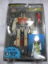 Macross 15th Limited Action Figure 3 VAKYRIE VF-1D Japan Official Figure