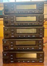 KENWOOD TK-981 VERSION 1.0 MOBILE RADIO 900MHZ - LOT OF 5 FOR SALE
