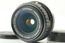 [ Near Mint ] Pentax SMC Pentax-M 28mm f3.5 MF Wide Angle Lens from Japan #21
