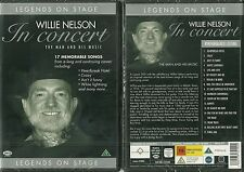 DVD - WILLIE NELSON : EN CONCERT LIVE - BEST OF / NEUF EMBALLE - NEW & SEALED