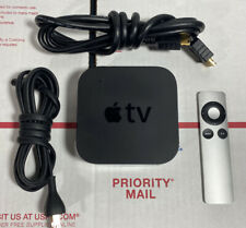 Apple TV A1625 4th Gen 32GB Media Streamer +remote+HDMI -NEXT DAY SHIP -WARRANTY