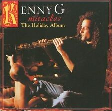Miracles: The Holiday Album by Kenny G (CD, Jul-2010, BMG (distributor))