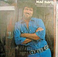 Mac Davis-Baby Don't Get Hooked On Me-LP-1972-NM/EX