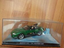 JAMES BOND 007 CAR COLLECTION - JAGUAR XKR - DIE ANOTHER DAY ISSUE #6
