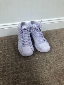 Men's Adidas Pro Model 2G Purple Tint Basketball Shoes Size 12 (EG2484) New