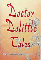 Doctor Doolittle Tales, Dale Lofting, 1st PB printing 1968 humor illustrated