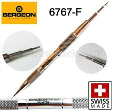 Outil aux barettes et anses pour bracelet de montre Bergeon 6767-F Swiss made-