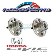 1996-2000 HONDA CIVIC REAR WHEEL HUB BEARING ASSEMBLY WITHOUT ABS 2PCS