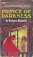 Prince of Darkness by Barbara Michaels Paperback 1971