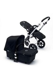 Bugaboo Cameleon³ sun canopy and pram apron set (black - NEW & NEVER USED)