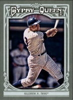 2013 Topps Gypsy Queen Baseball #240 Harmon Killebrew Minnesota Twins