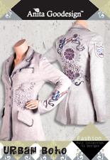 Urban BoHo Anita Goodesign Embroidery Machine Design CD NEW
