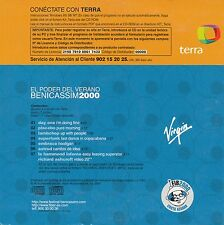 "PLACEBO / SUPERFUNK / ASTRUD / ASHCROFT ""BENICASSIM FIB 2000"" SPANISH CD+VIDEO"