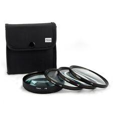 Jackar 72mm Close-Up Filter Set (+1,2,4,10) For Sony Zoom PZ 18-105mm f4 G OSS