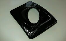 MEGANE Mk2,ALL R/H/D MODELS R/H DASH VENT POD FOR 52MM GAUGE,CARBON FIBRE EFFECT