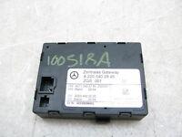 For Mercedes W203 W215 R230 Central Gateway Control Unit Genuine 169 540 69 45
