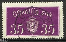 Norway 1934-37, NK T26 Son Lundamo 13-7-39 (ST)